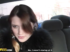 Teen amateur girls sex in the car 2
