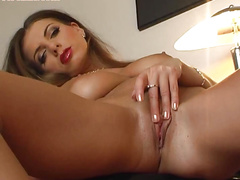 Long haired cutie erotica movie