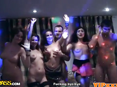 Orgy at crazy students sex party 3