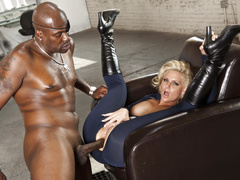 Phoenix Marie And Lexington Steele 2