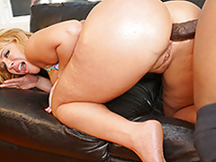 Phat ass milf takes a BBC